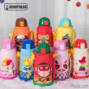 BeddyBear 21 oz Children's Insulated Water Bottle