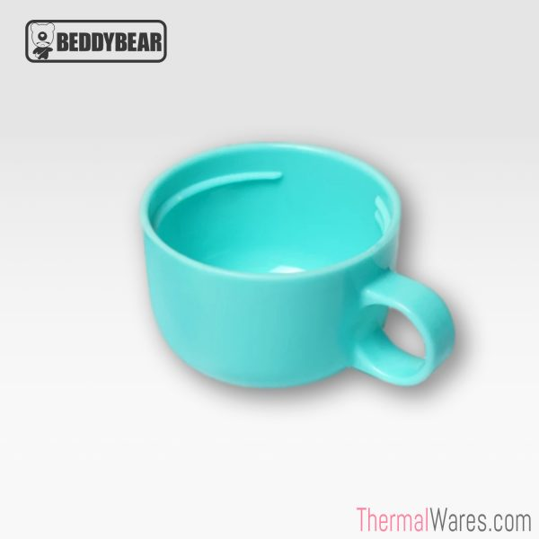 Cup Cap in Turquoise for BeddyBear Animal Series Children Vacuum Bottle Large