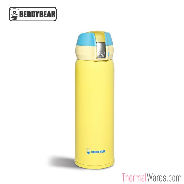 BeddyBear Vacuum Flask in Radiant Yellow