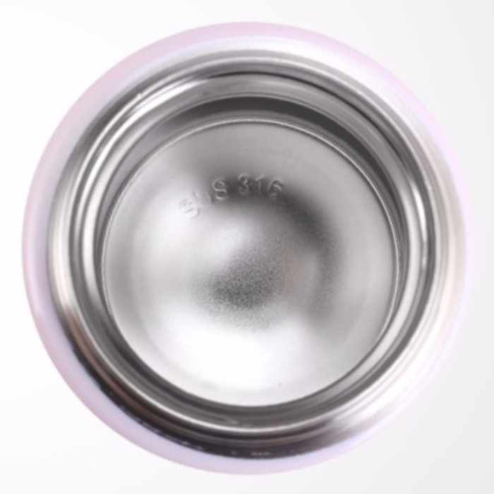 316 Stainless Steel Interior of BeddyBear Vacuum Food Container Prints Series