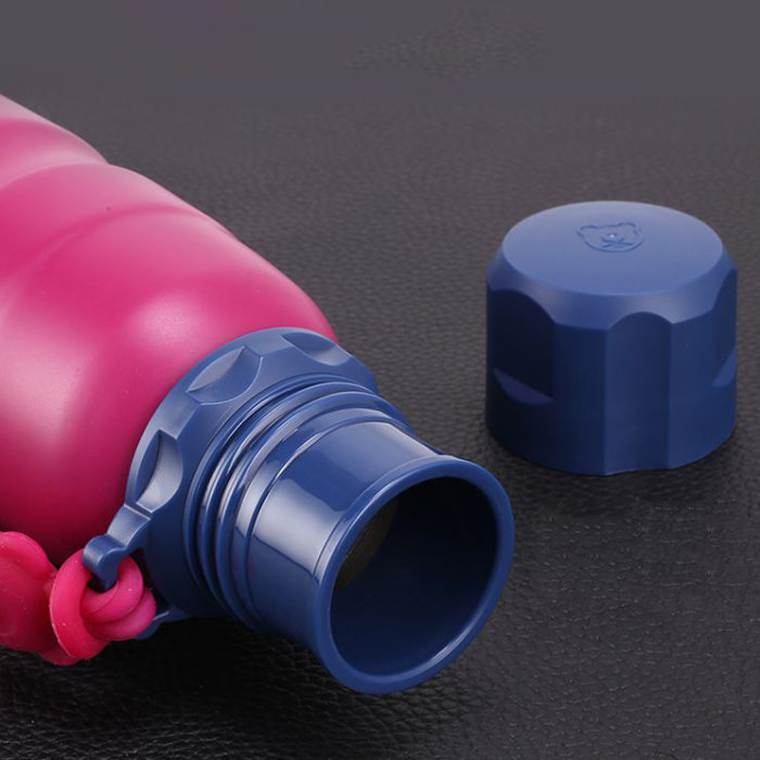 Bottle Cap and Mouth Piece for BeddyBear Sports Vacuum Bottle Series